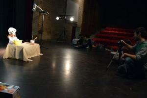 Snimanje u KCZR 11