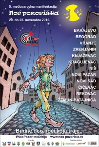 plakat RGB sa gradovima